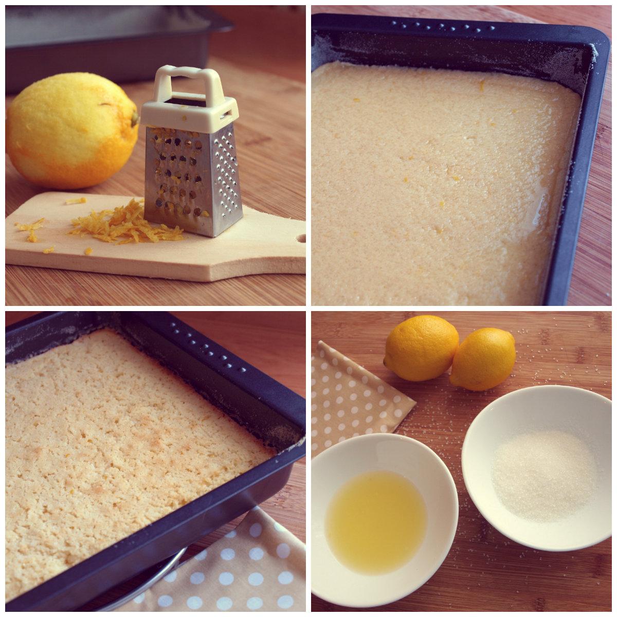 citronové kostky